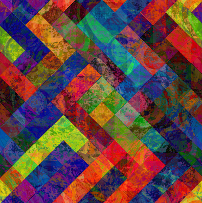 abstract colored grunge pattern vector graphics