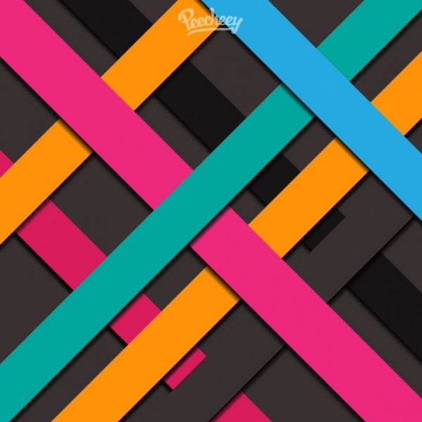 abstract geometric pattern free vector in adobe