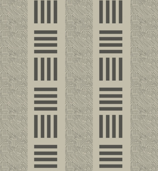 abstract pattern background classical black white symmetric style
