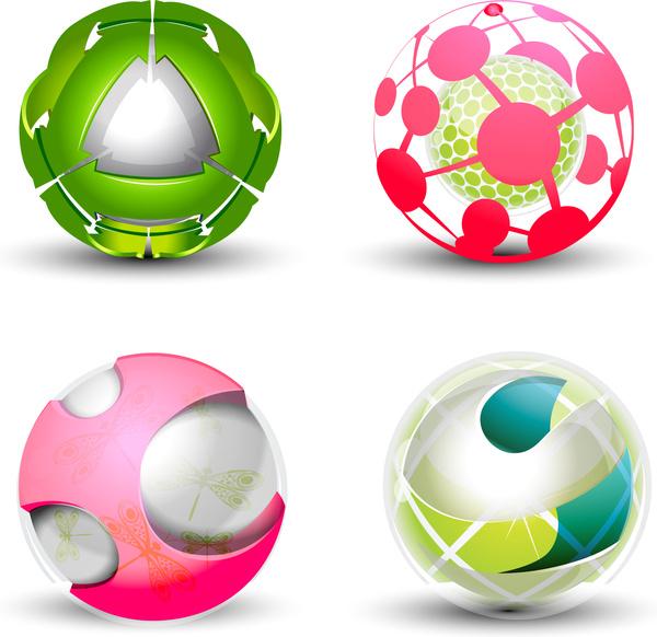 Vector sphere free free vector download (520 Free vector ...