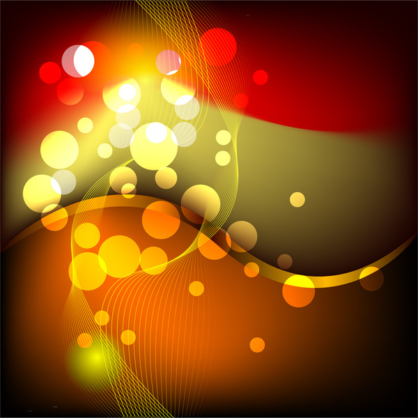 abstract vector effects eps