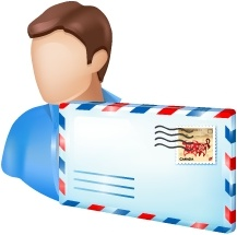 Accounting mail