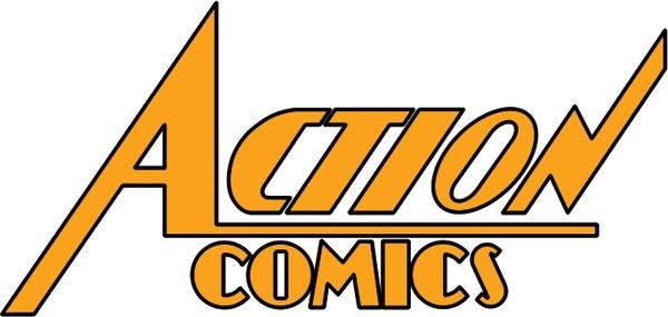 Action comics Free vector in Encapsulated PostScript eps
