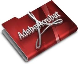 Adobe Acrobat CS3 Overlay