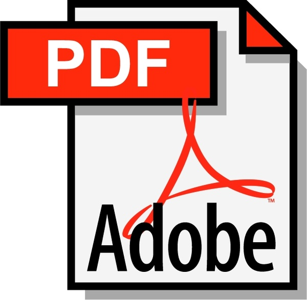 Adobe Pdf 2 Free Vector In Encapsulated PostScript Eps