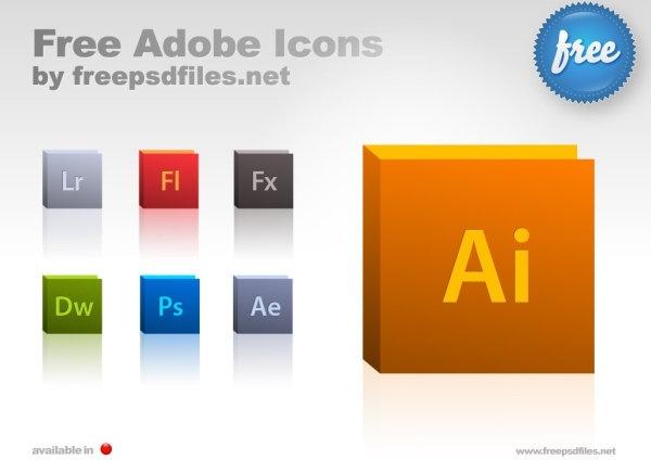 adobe software iconpsd layered