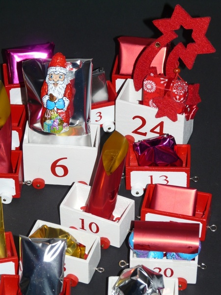 advent calendar gifts nicholas