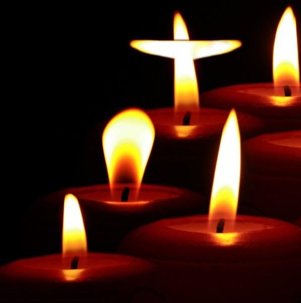 advent candles advent calendar