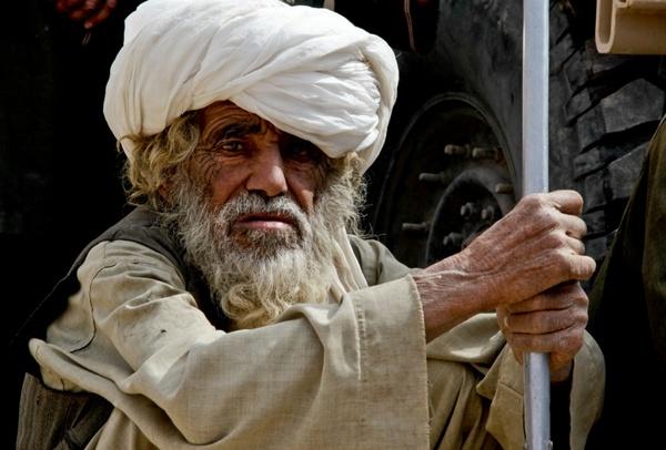 afghanistan man old