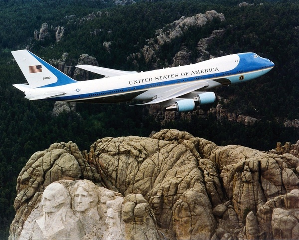 air force one president of the united states famous