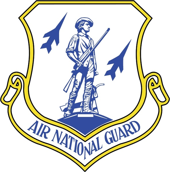 Air National Guard Free Vector In Encapsulated Postscript Eps Eps