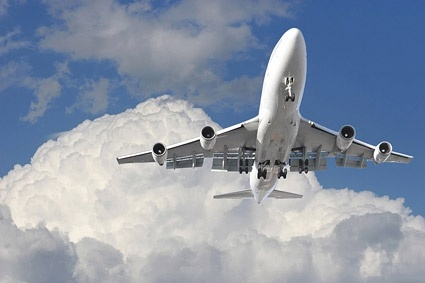aircraft in flight picture 1