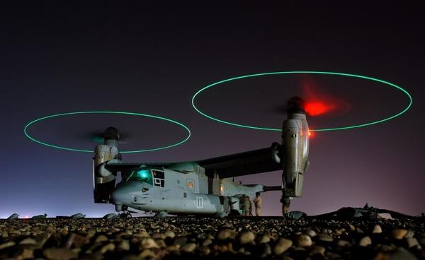 aircraft landing ufo