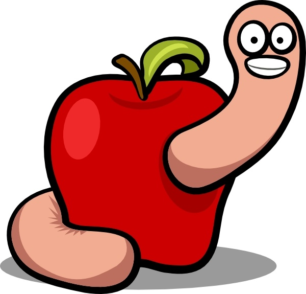 aj apple worm clip art free vector in open office drawing svg svg rh all free download com worm clipart free worm clipart images