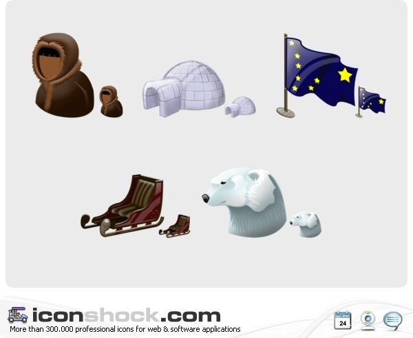 Alaska Icons icons pack