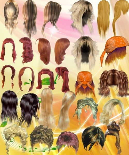 Psd Hair Style Free Psd Download 417 Free Psd For Commercial Use