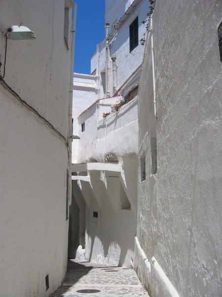 alley white lime