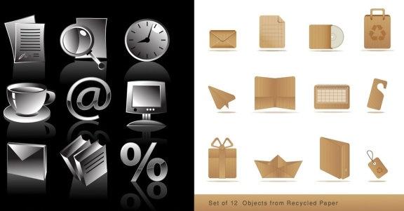 alternative icon vector