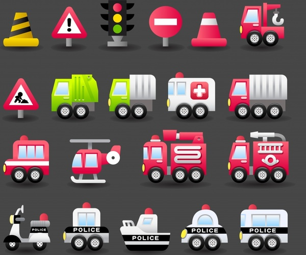 Fire Truck Wallpaper: Police Free Vector Download (202 Free Vector) For