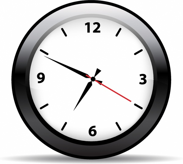 clock free vector download 640 free vector for