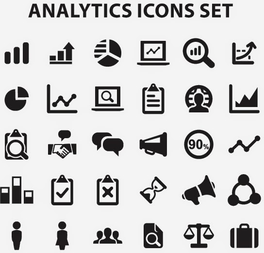 Data Analysis Statistical Icon Free Vector Download