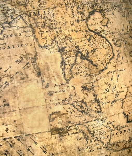 ancient map of highdefinition picture 2