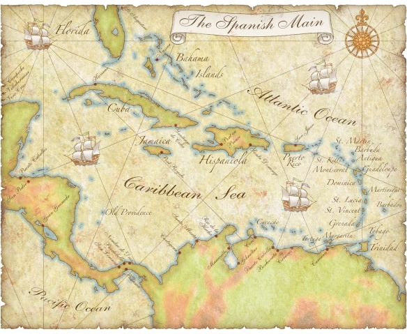 ancient map of highdefinition picture 4