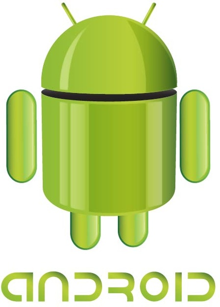 Android Free vector in Adobe Illustrator ai ( .ai ) vector ...  Android Free ve...