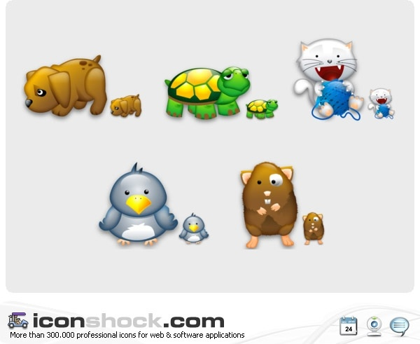 Animals Sigma Style Icons icons pack