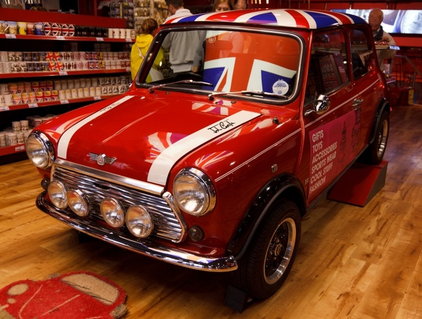 antique auto automobile