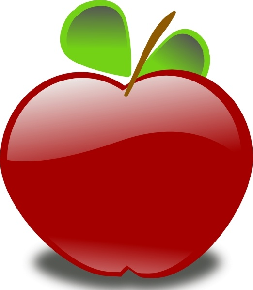 Apple Clip Art Free Vector In Open Office Drawing Svg