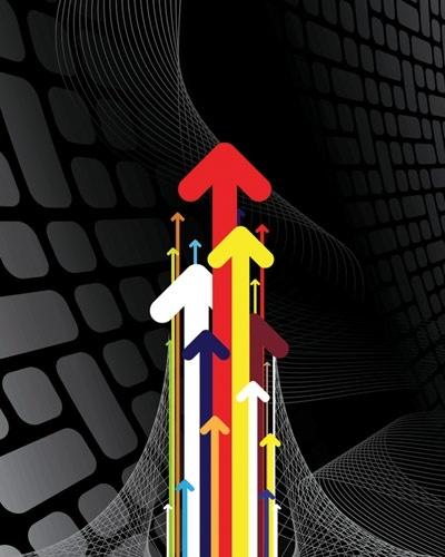 arrow vector sense of space nonoriginal works