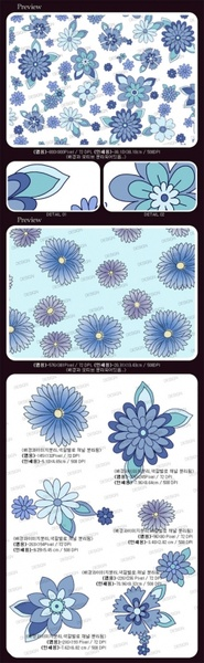 artcity korean fashion gorgeous patterns series 13