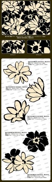 artcity korean fashion gorgeous patterns series 14