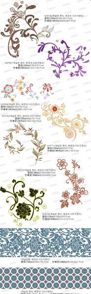 artcity korean fashion gorgeous patterns series 2