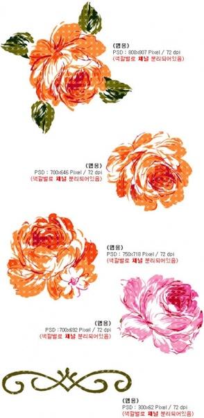artcity korean fashion gorgeous patterns series 3