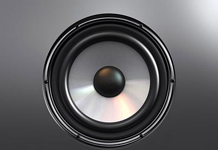 audio speaker picture