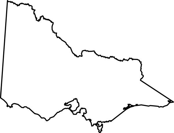 Australia Map Svg.Australian Maps Clip Art Free Vector In Open Office Drawing Svg