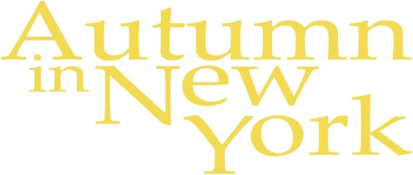 authumn in new york