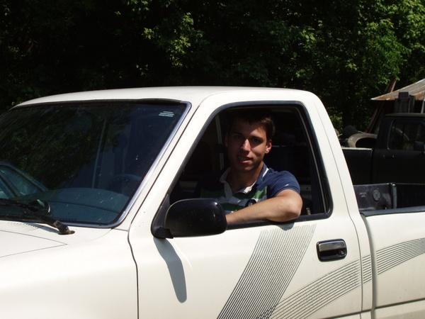 auto driver truck