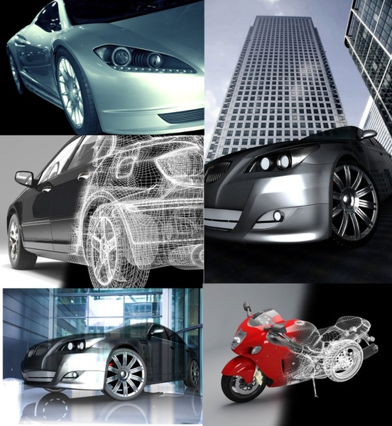 automotive highdefinition picture 5p
