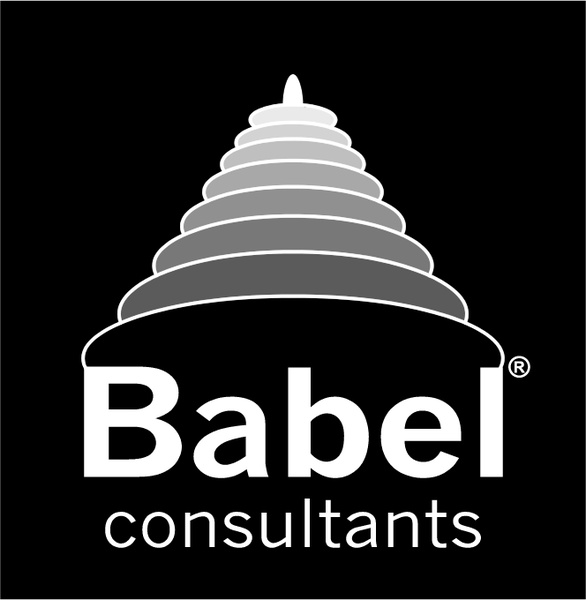 Babel consultants Free vector in Encapsulated PostScript eps (  eps