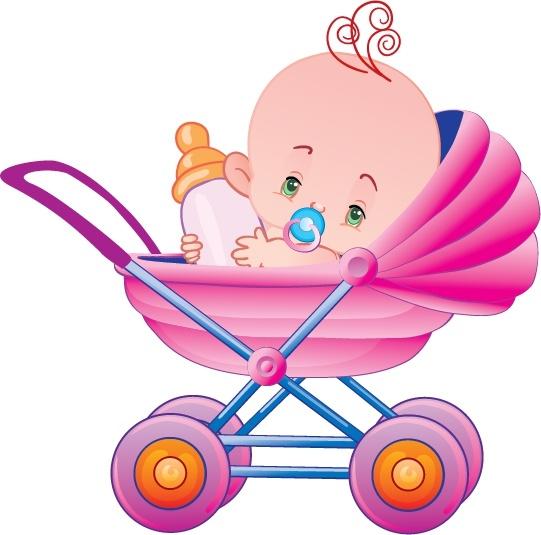 baby icon colorful cute closeup design