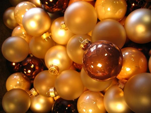 balls christbaumkugeln glaskugeln
