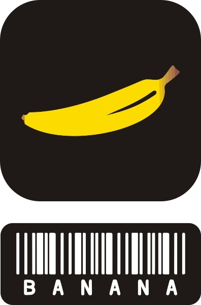 Banana Clip Art Free Vector In Open Office Drawing Svg