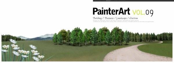 banner illustrator landscape psd layered 11