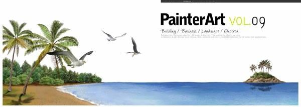 banner illustrator landscape psd layered 4