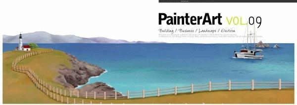 banner illustrator landscape psd layered 5