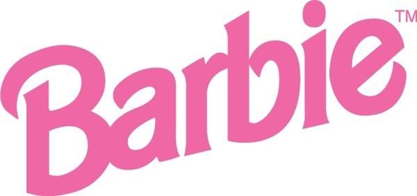 Barbie logo Free vector in Adobe Illustrator ai ( .ai ...