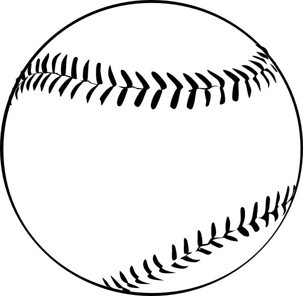 baseball b and w clip art free vector in open office drawing svg rh all free download com baseball cap vector art baseball cap vector art